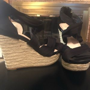 Womens wedges 8 1/2